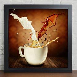 cv136-커피아트인테리어액자