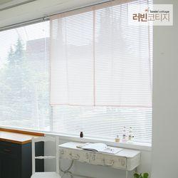 커플 나이트 핑크 가리개커튼 80x134 (2장)