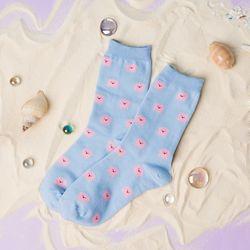 리코더팩토리 Middle Socks