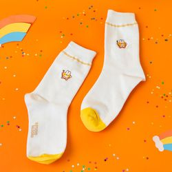 스튜디오 달고나 Middle Socks