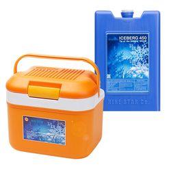 노스베어 아이스박스 5.2L+아이스팩 450ml1PACK