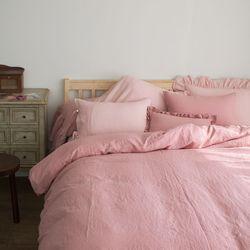 멜로우 린넨 베딩-indi pink(Q-기본세트)