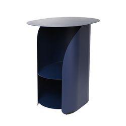 커브 사이드 테이블 딥블루