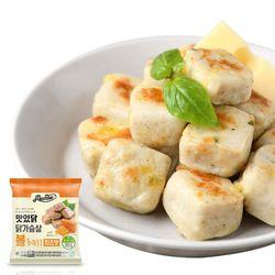 닭가슴살볼 치즈맛 100g (1팩)