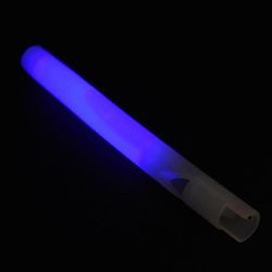 호루라기 야광스틱 - 블루