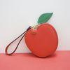 [과일 키링 참 증정] 과즙팡팡 사과 과일 지갑 (AG2C8613OADD)