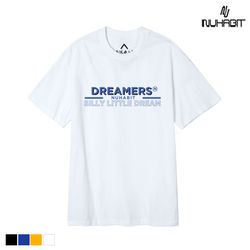 뉴해빗 - Silly Little Dream - 8s-7046- 나염반팔