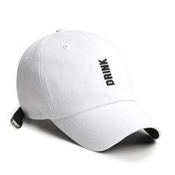 18 DK CAP WHITE
