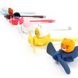 카카오 프렌즈 USB 귀여운 휴대용 선풍기