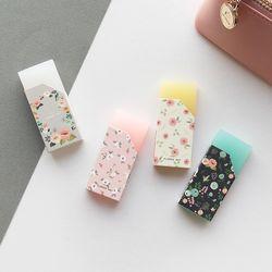 500 꽃길 스노우 지우개 (랜덤발송)