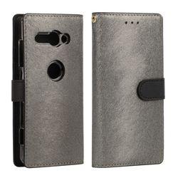 [한스마레] 카프 플립 엑스페리아 XZ2 Compact - 메탈