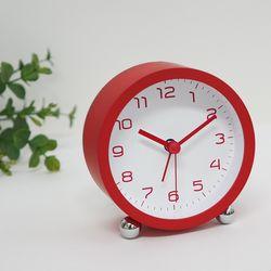 롤리미니무소음알람탁상시계