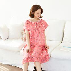 아나나스 레이온 드레스
