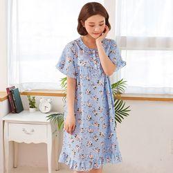 블룸 드레스