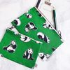 GREEN PANDA POUCH (Small)
