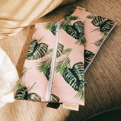 TROPICAL PATTERN POUCH ver.5 (2 type)