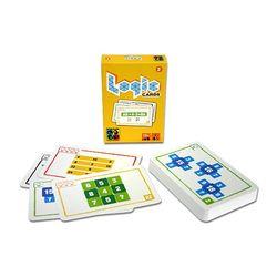 두뇌 퍼즐 로직카드2 노랑
