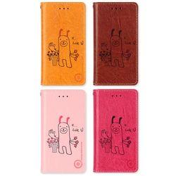 LG G7 (LG G710) 뽁뽁이 케이스 Suk-LovePuppy
