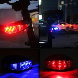 에코벨 UFO LED 가이드 후미등/라이트/안전등/바이크