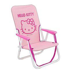 헬로키티 접이식 비치 의자