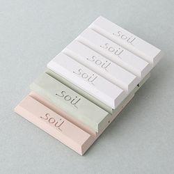 소일 드라잉 블럭 미니 (규조토 블럭) - 3color
