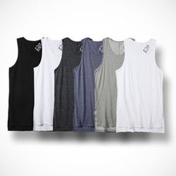 XXIX - LAYERED SLEEVELESS - 레이어드 나시 - 6color