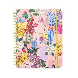 LARGE 13-MONTH PLANNER - GARDEN PARTY (13개월)