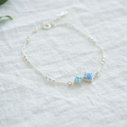 [925실버] urea silver bracelet