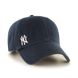 47브랜드 MLB모자 뉴욕 양키즈 사이드 미니로고