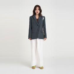 modern linen jacket (2colors)
