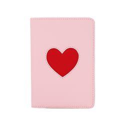 [라템] 하트찜콩 여권지갑 핑크(AG2E8606OAPP)