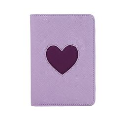 [라템] 하트찜콩 여권지갑 바이올렛(AG2E8606OAVV)
