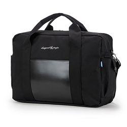 [핍스] PEEPS cargo boston bag(black)