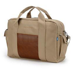 [핍스] PEEPS cargo boston bag(beige)