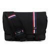 [핍스] PEEPS essential messenger bag(stripeblack)