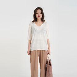 loose golgi knit (4colors)