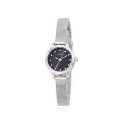 쁘띠 큐빅 메쉬 시계 네이비(AG2G8506MASL)