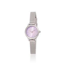 쁘띠 큐빅 메쉬 시계 바이올렛(AG2G8506MASV)