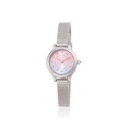 쁘띠 큐빅 메쉬 시계 멀티(AG2G8506MASX)