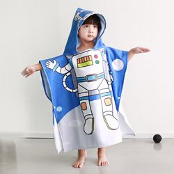 [엔비] 우주선 아동비치가운 비치타올 비치타월