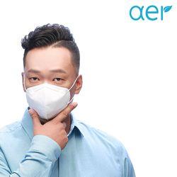 KF80 미세먼지 황사 자외선 일회용 마스크 30매