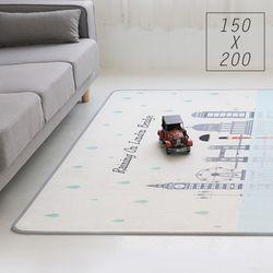 주노데코 매쉬 런던교 카페트 150x200cm