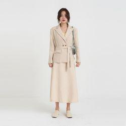 samanda linen jacket