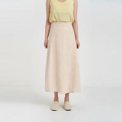 samanda linen skirt