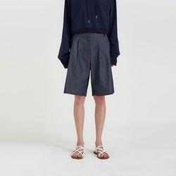 raw half pants (2colors)