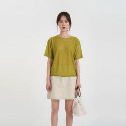 base half knit (5colors)