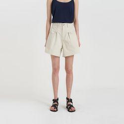 boy pintuck short pants (3colors)