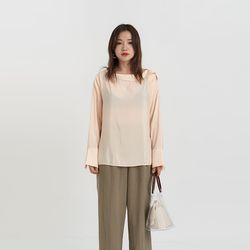 feminine collar blouse (3colors)