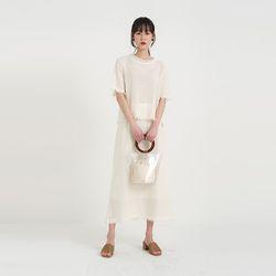 tassel out blouse (3colors)