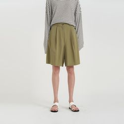 poly half pants (2colors)